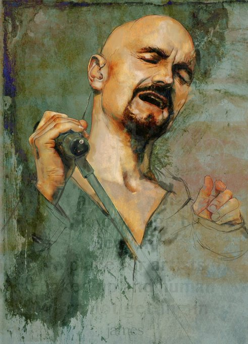 Happy Birthday to Tim Booth, singer from my favorite band, James!