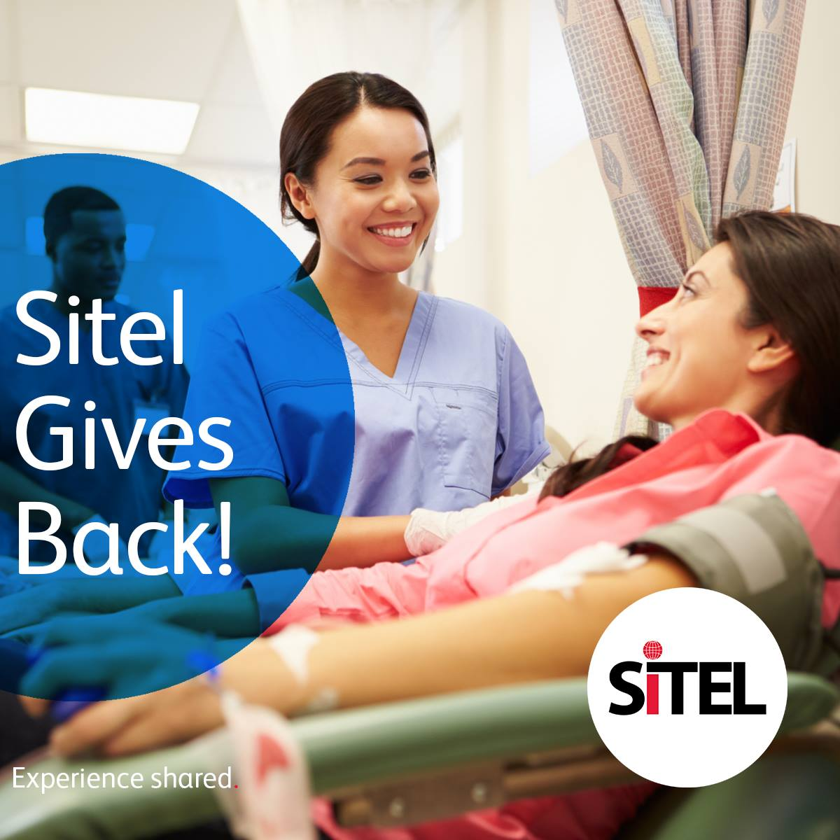 So proud of the Nicaragua team - one of the many examples of how Sitel teams across the globe give back! #WhySitel https://goo.gl/KqvYXXo