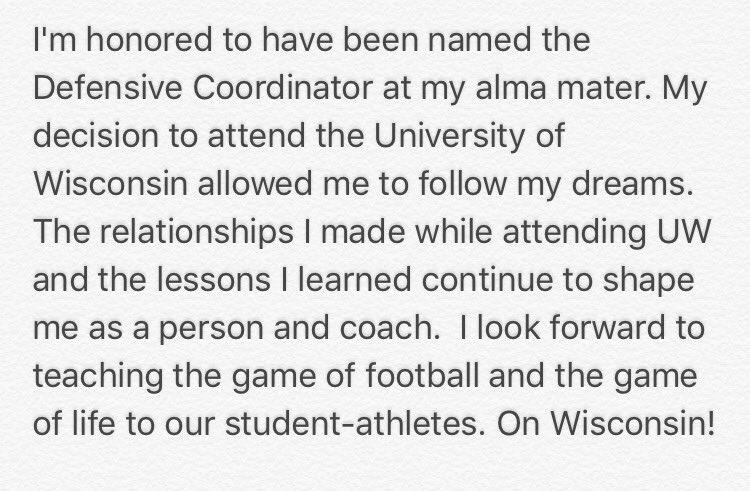 On Wisconsin! https://t.co/oK9KVs2t8Z