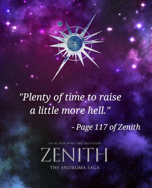Image result for zenith sasha alsberg quotes