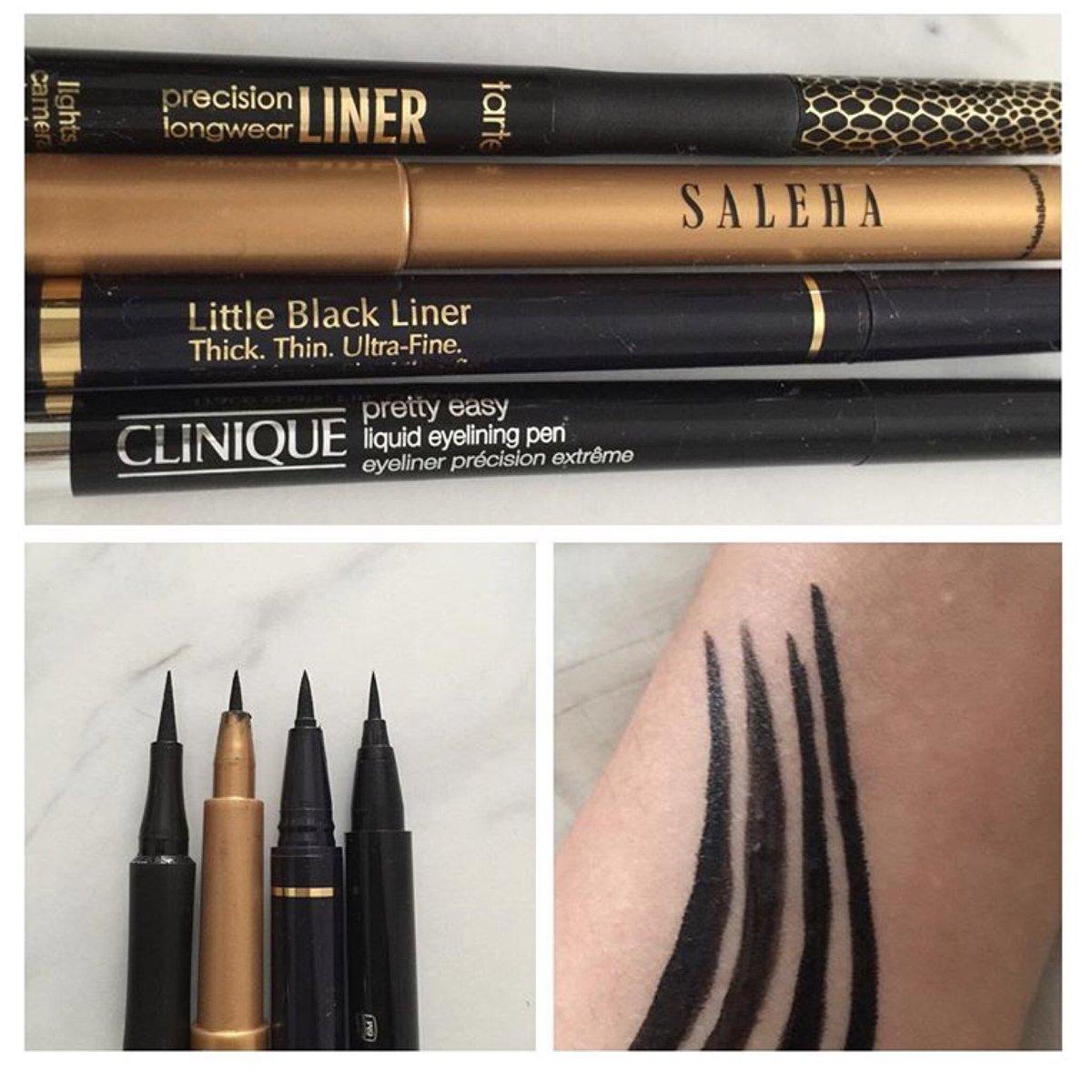 Pretty Easy Liquid Eyelining Pen by Clinique #16