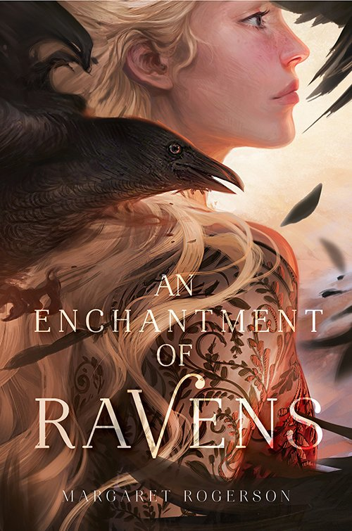 Image result for an enchantment of ravens cover