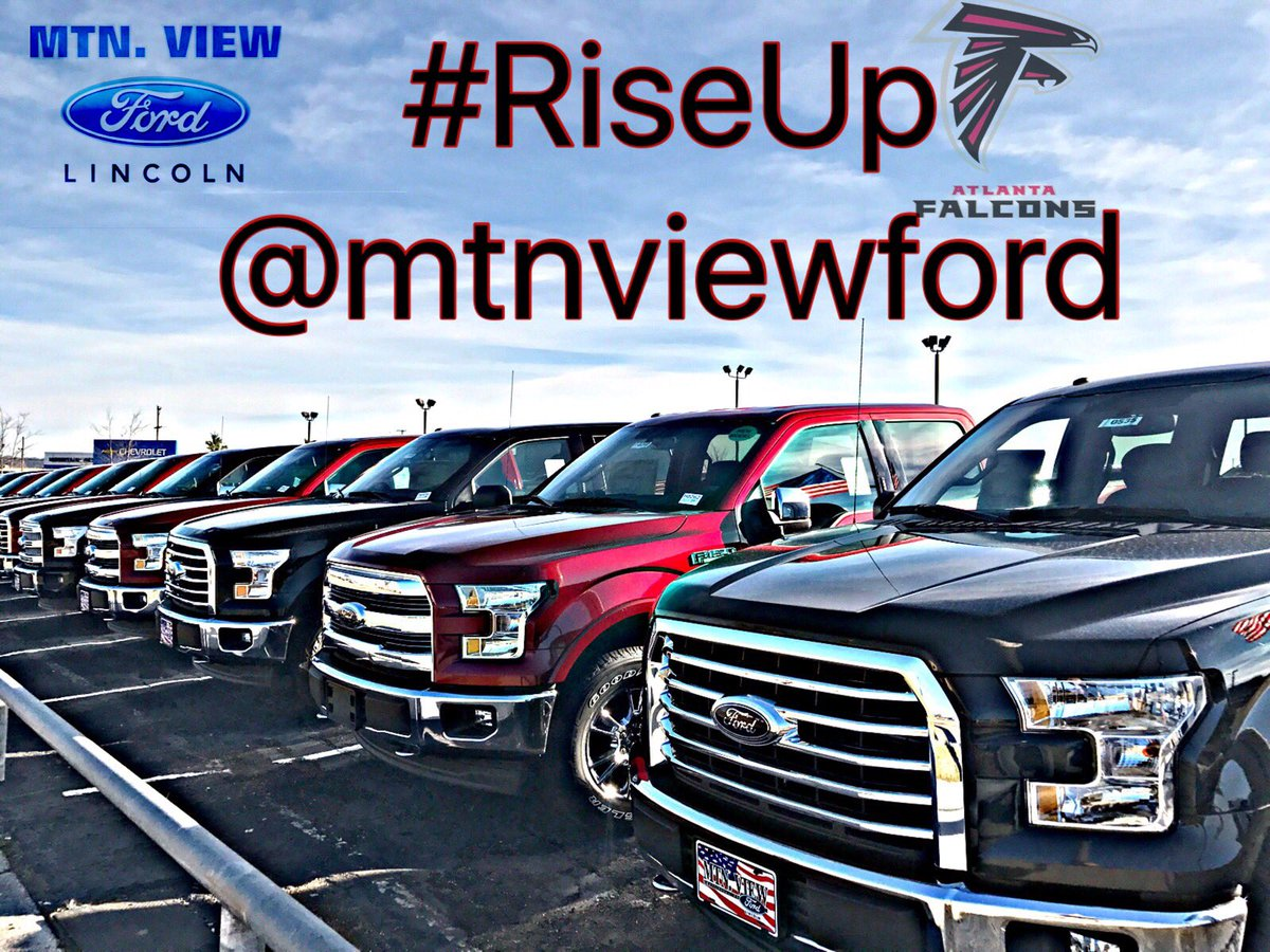 Mtn View Ford >> Mountain View Ford Mtnviewford Twitter