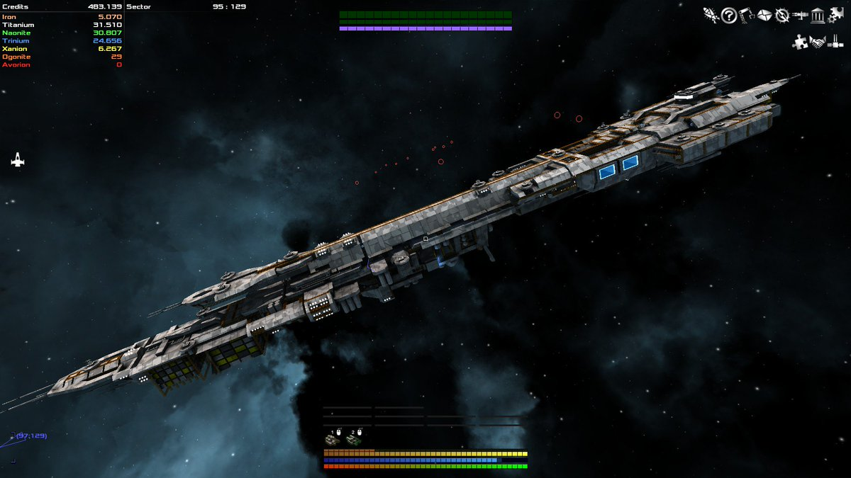 Avorion Ship Designs avorion: procedurally-generated space sandbox | spacebattles