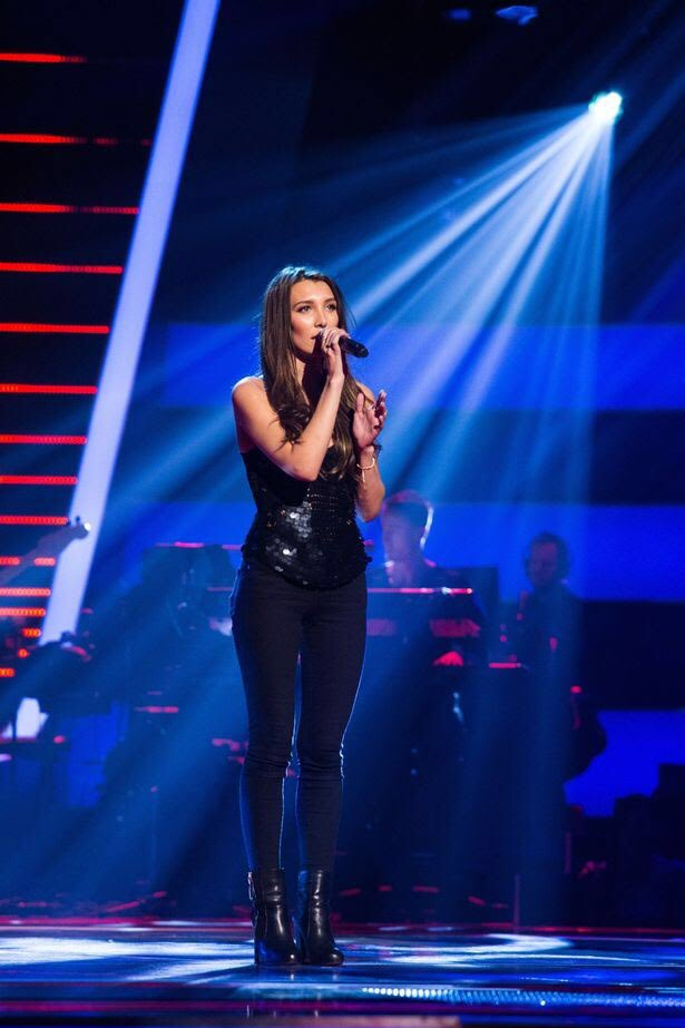 Wow just stopped crying watching my @Lucy__Kane on @thevoiceuk Thanks for turning @RealSirTomJones & @GavinRossdale https://t.co/Ko82ZK7RZe
