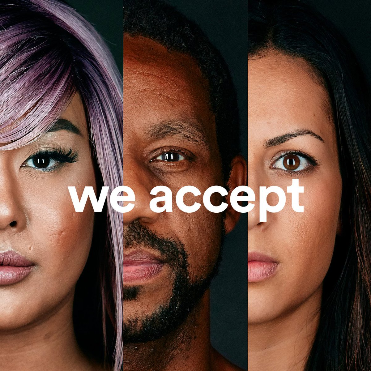 Acceptance starts with all of us.   #weaccept https://t.co/btgqyYHVTK