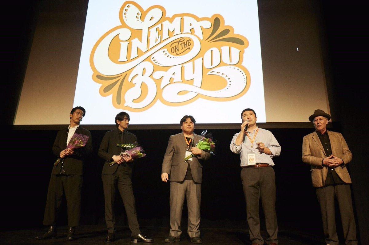 米・ルイジアナ州で行われた「シネマ・オン・ザ・バイユー映画祭」でグランプリを受賞しました!また今映画…
