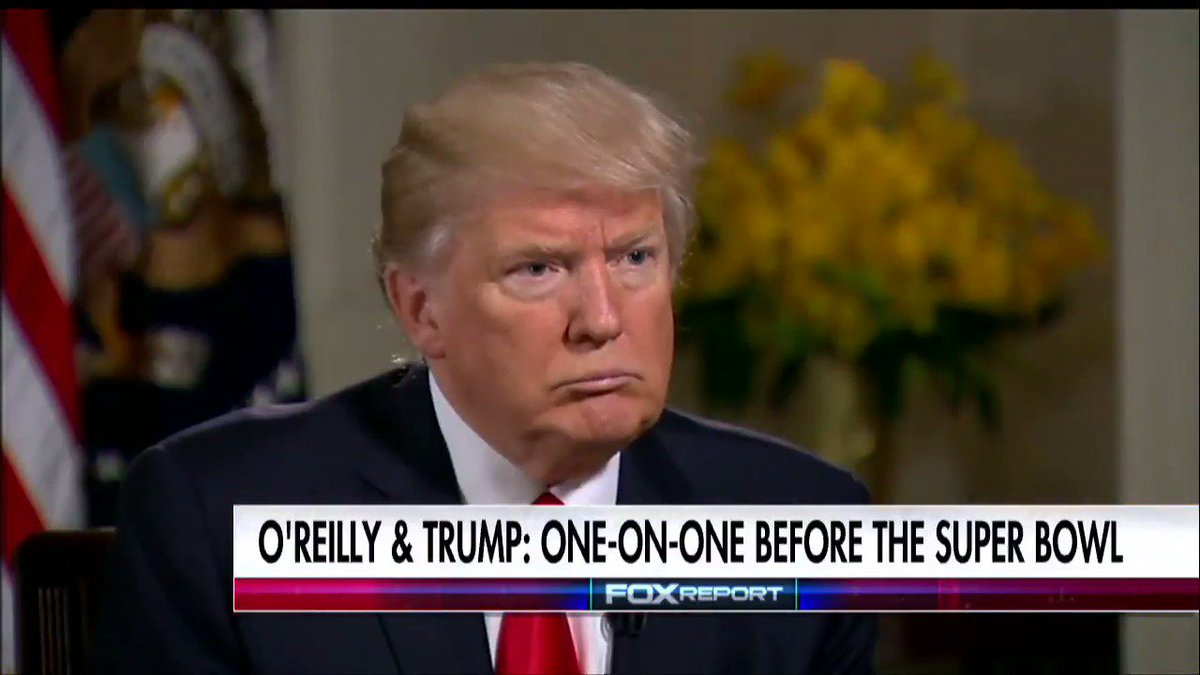 Trump brushes off description of Putin as a 'killer': 'Our country's so innocent?'
