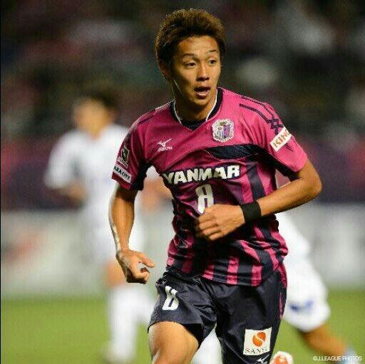 4年半ぶりにJリーグに復帰したセレッソ大阪 (@crz_official )・清武弘嗣選手 (@Hi…