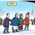 My Sunday column is a big slobbery kiss for Canada, still welcoming refugees and leading the free world https://t.co/onpnhqxmhd