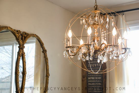 How to Make 8 Amazing Chic DIY Chandeliers