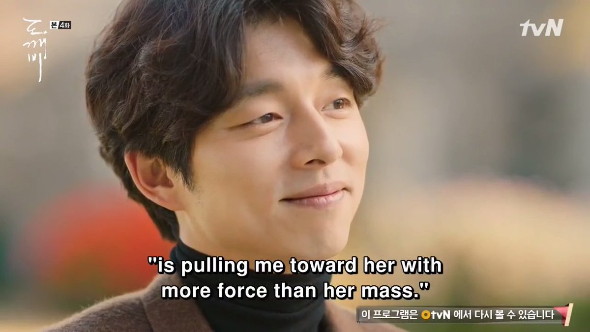 kdrama quotes on it was my first love goblin