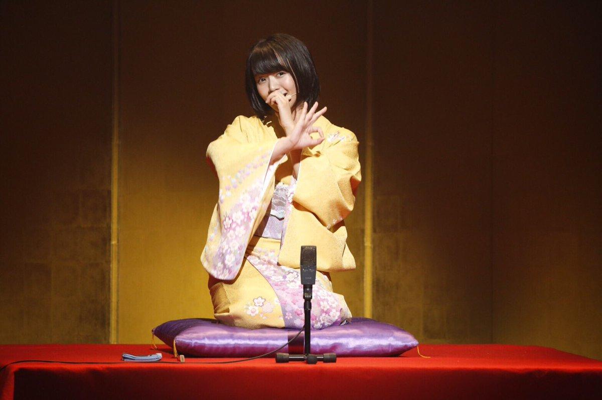 SKE48全員ソロコンサート♪ すごい緊張したなぁ😅 座ったまま退場したのシュール。笑  #SKE4…