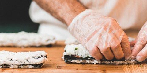 Приготовление суши в домашних условиях рецепт
