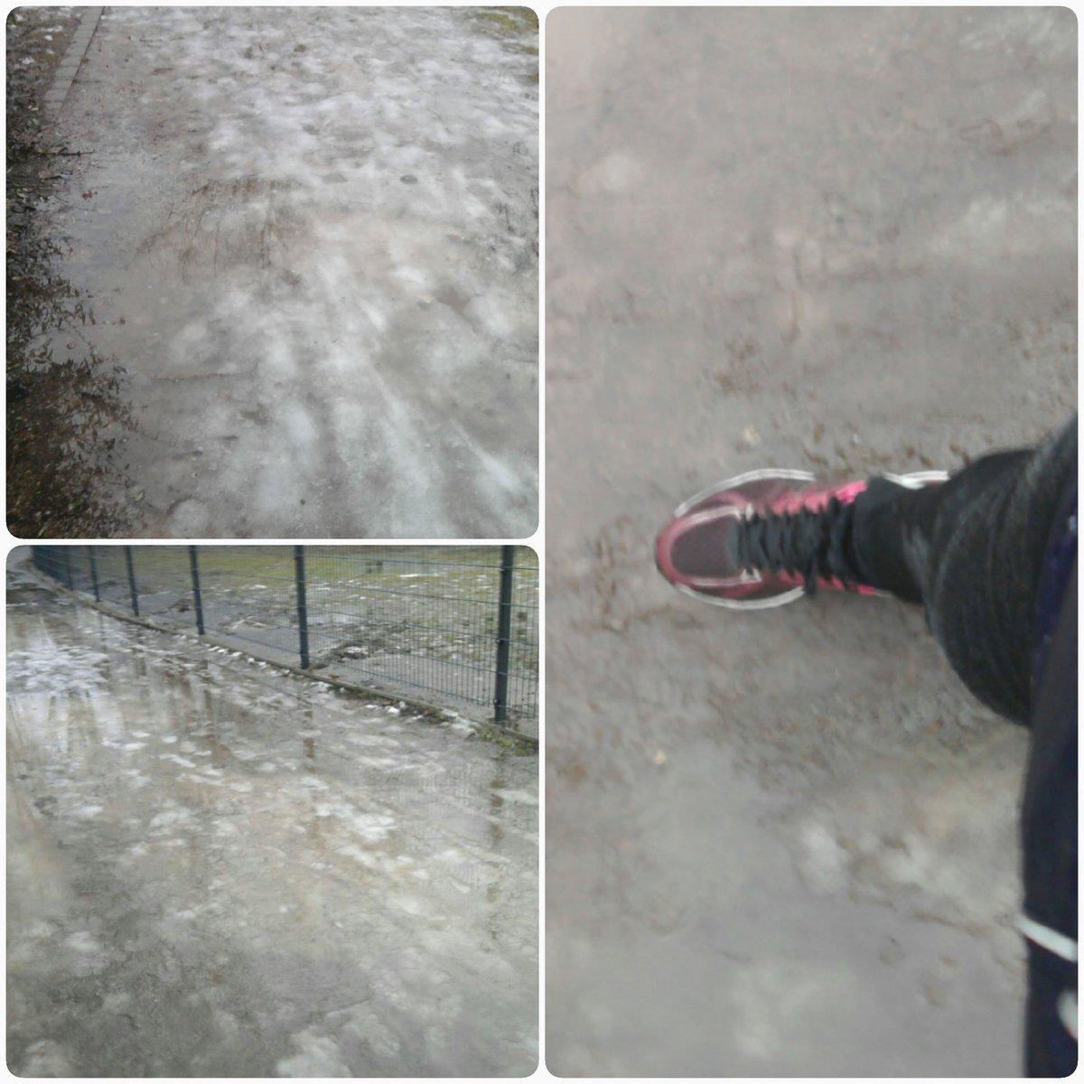 Joggen bei regen