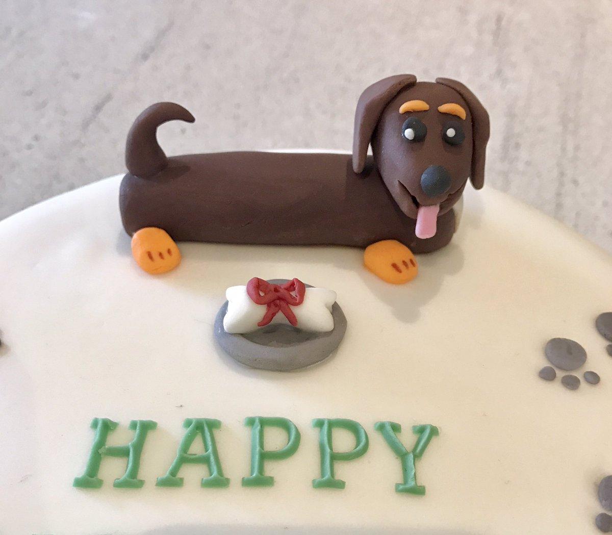 Awe Inspiring T Cakes Catering On Twitter Dachshund Cake Funny Birthday Cards Online Unhofree Goldxyz