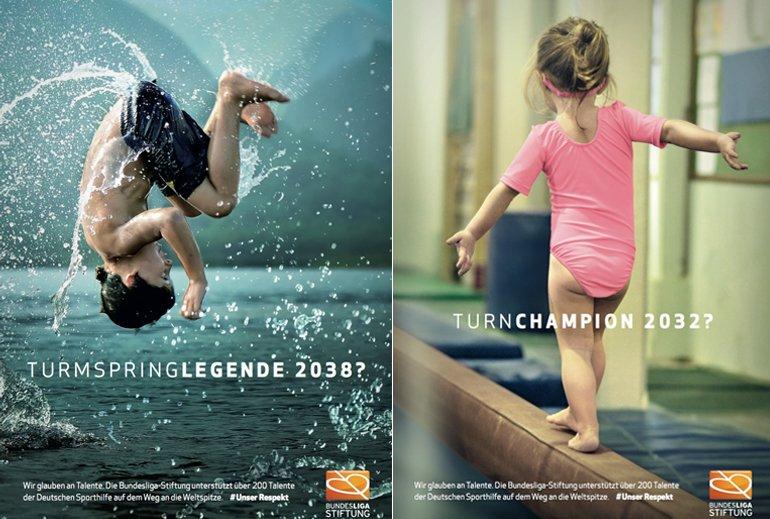 Bundesliga-Stiftung und @sporthilfe setzen mit neuem TV-Spot ihr Engagement für den Nachwuchs fort 👉🏻 s.bndsl.ga/vt6i308Gu02 #UnserRespekt