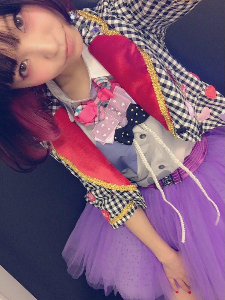 【BLOG】ameblo.jp/lxixsxa/ ちょこ×7@大阪ありがとーっ!今日はりぼんいっぱい…