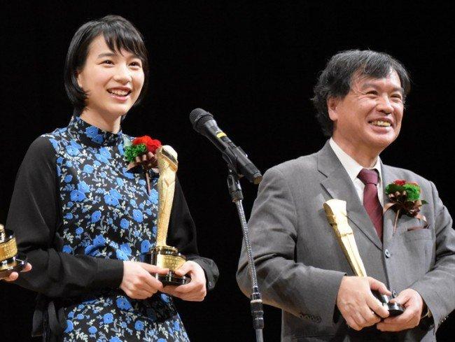のん、すずさんの声で「ありがとう」キネマ旬報ベスト・テン受賞に感謝 #映画 #のん(能年玲奈) https://t.co/sRunk7PR4w