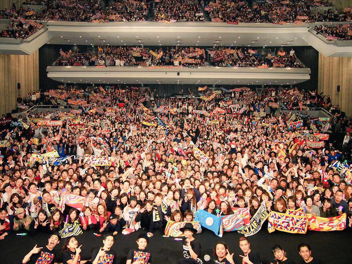 4か所目は大阪でした♪  オリックス劇場。  最幸だった、、、♪  心から楽しんで パフォーマンスで…