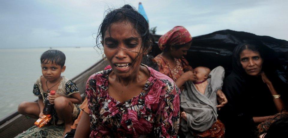countrys muslim rohingya minority - 960×460