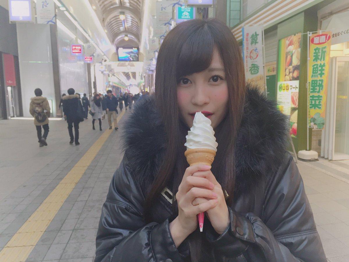 明日も北海道でライブか〜😍 ありがとうございます😭💕嬉しい!  明日は、雪まつりに出演します!  #…