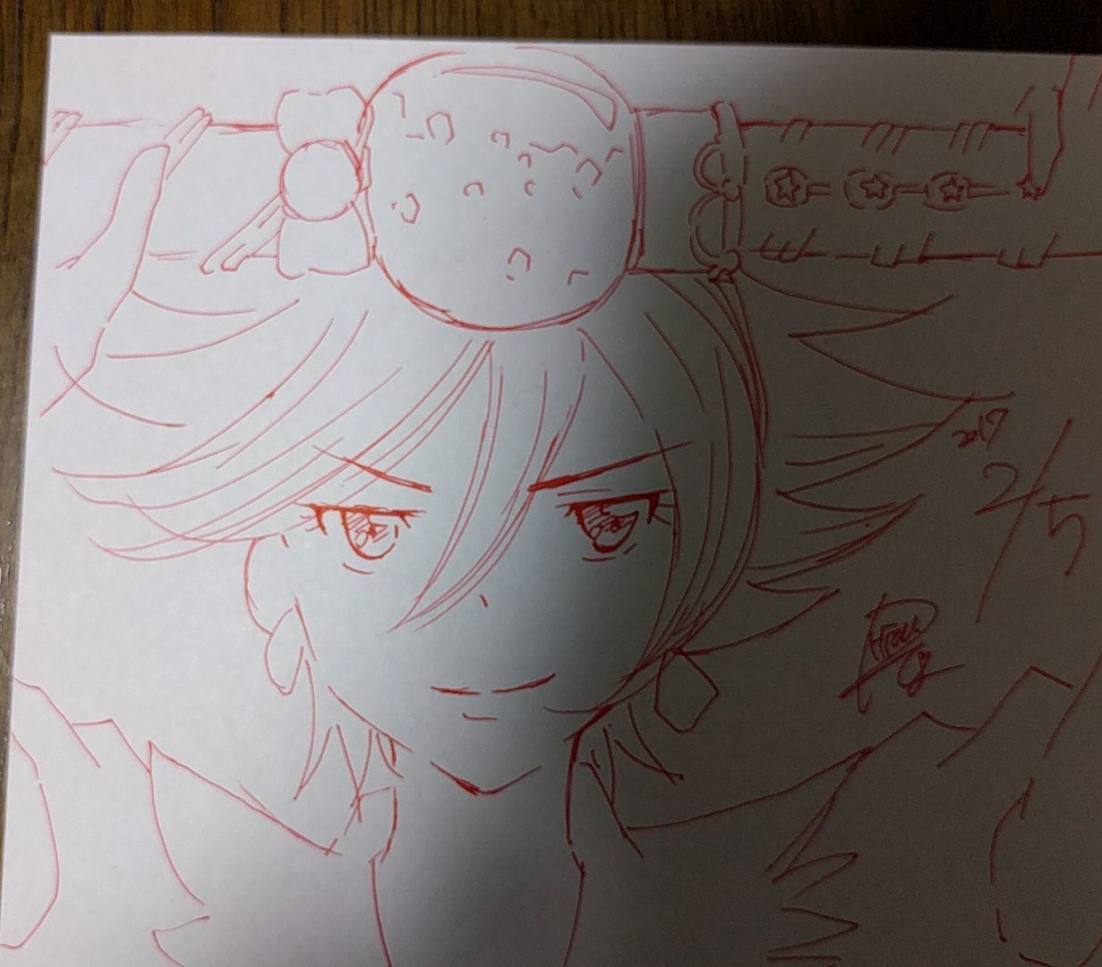 HizuRu_@キング (@HizuRu_)さんのイラスト