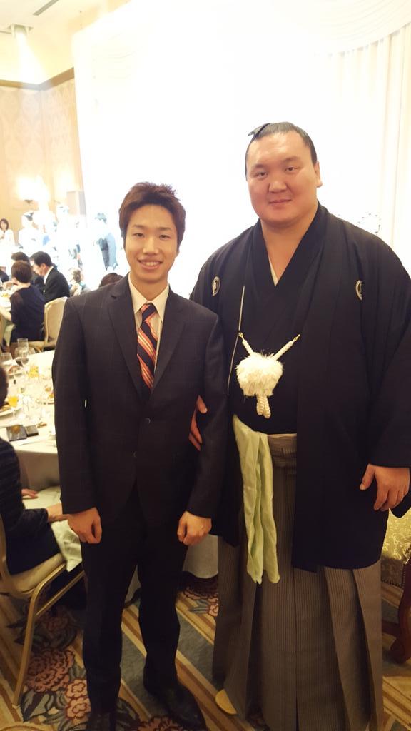 結婚式Part1 愛ちゃんも幸せいっぱいでしたが 父もオリンピックメダリストなので 今日メダリストの…