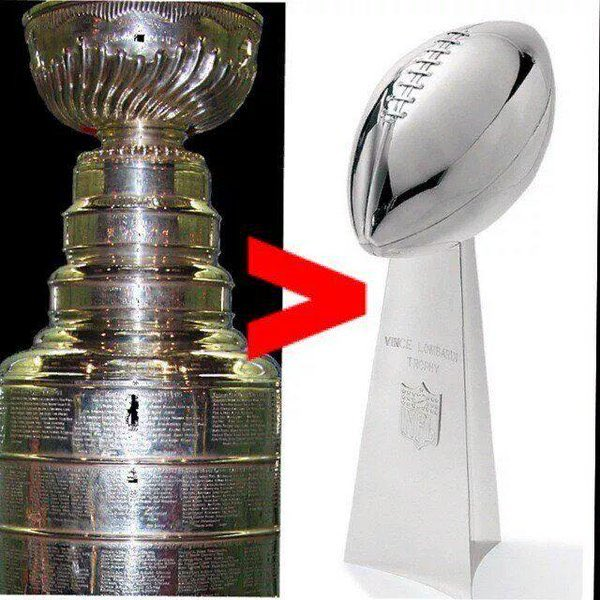 In honor of the Super Bowl today I don't want any of you to forget 😉