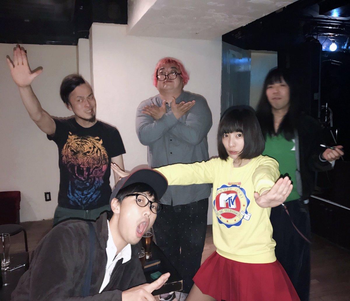 """ニガミ17才_staff on Twitter: """"..."""