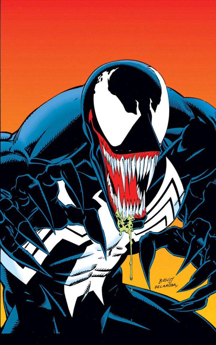 We Are Venom First Banner Reveals Logo For Sony S Venom Movie