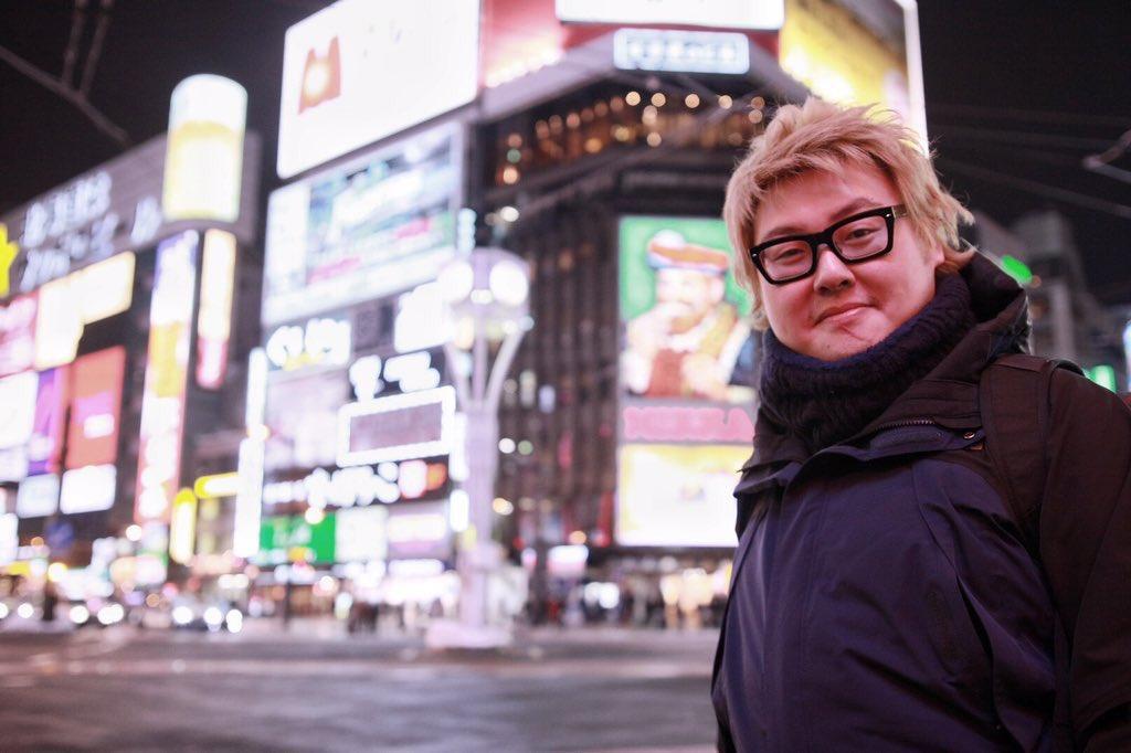 北海道楽しかった、、、もうちょっとで帰る時間になるし、寂しさが出てきました、、、  #norirad…