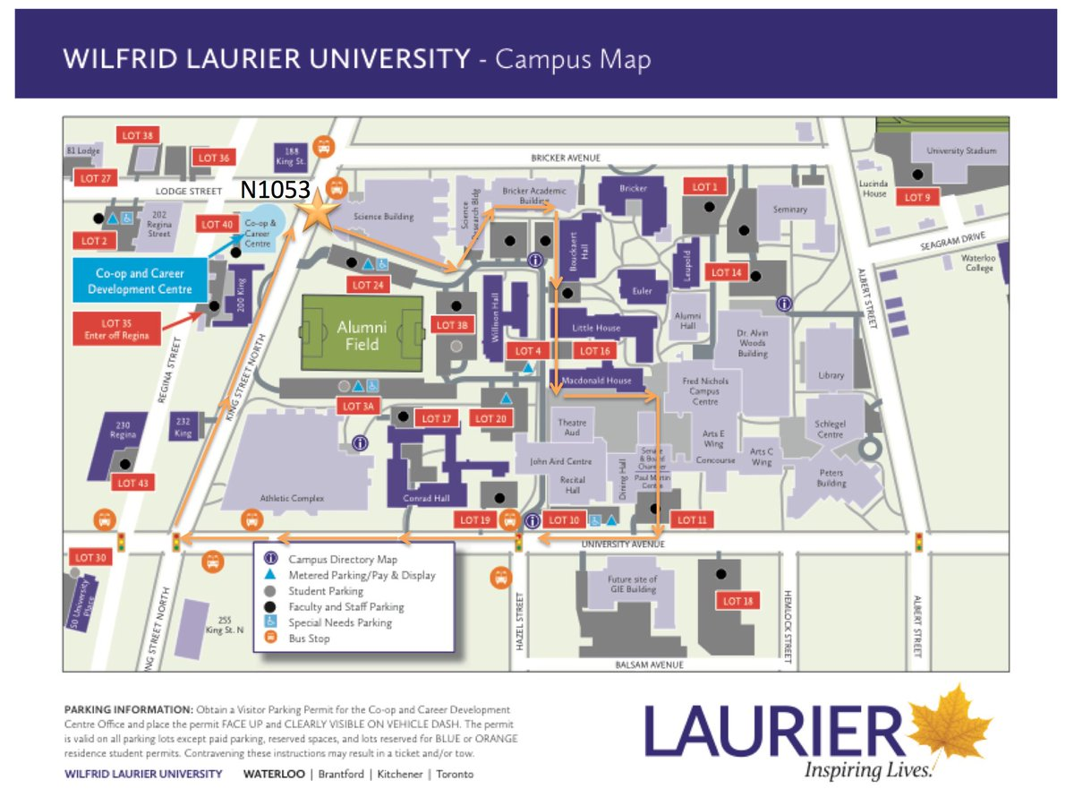 wilfrid laurier campus map Women In Science On Twitter Join Our Campus March For Equity And Resistance Of Prejudice We Have A Map Now And Hot Choc After Laurier Cbckw891 Ctvkitchener Https T Co Lur0qdmgeo wilfrid laurier campus map