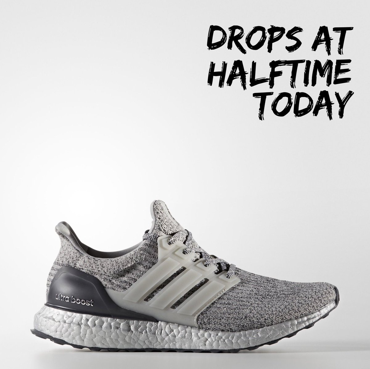 Details about Adidas Ultra Boost Uncaged 3.0 Super Bowl Edition Silver Pack Grey BA7997