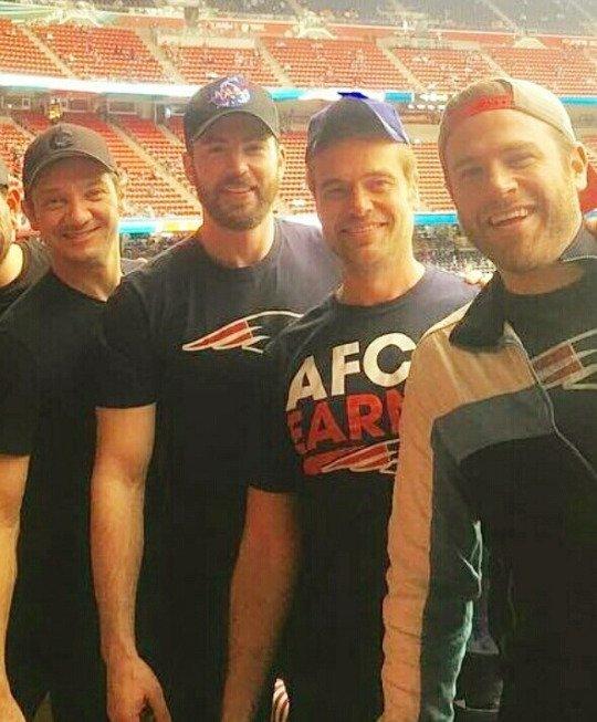 Jeremy, Chris, Josh, Scot