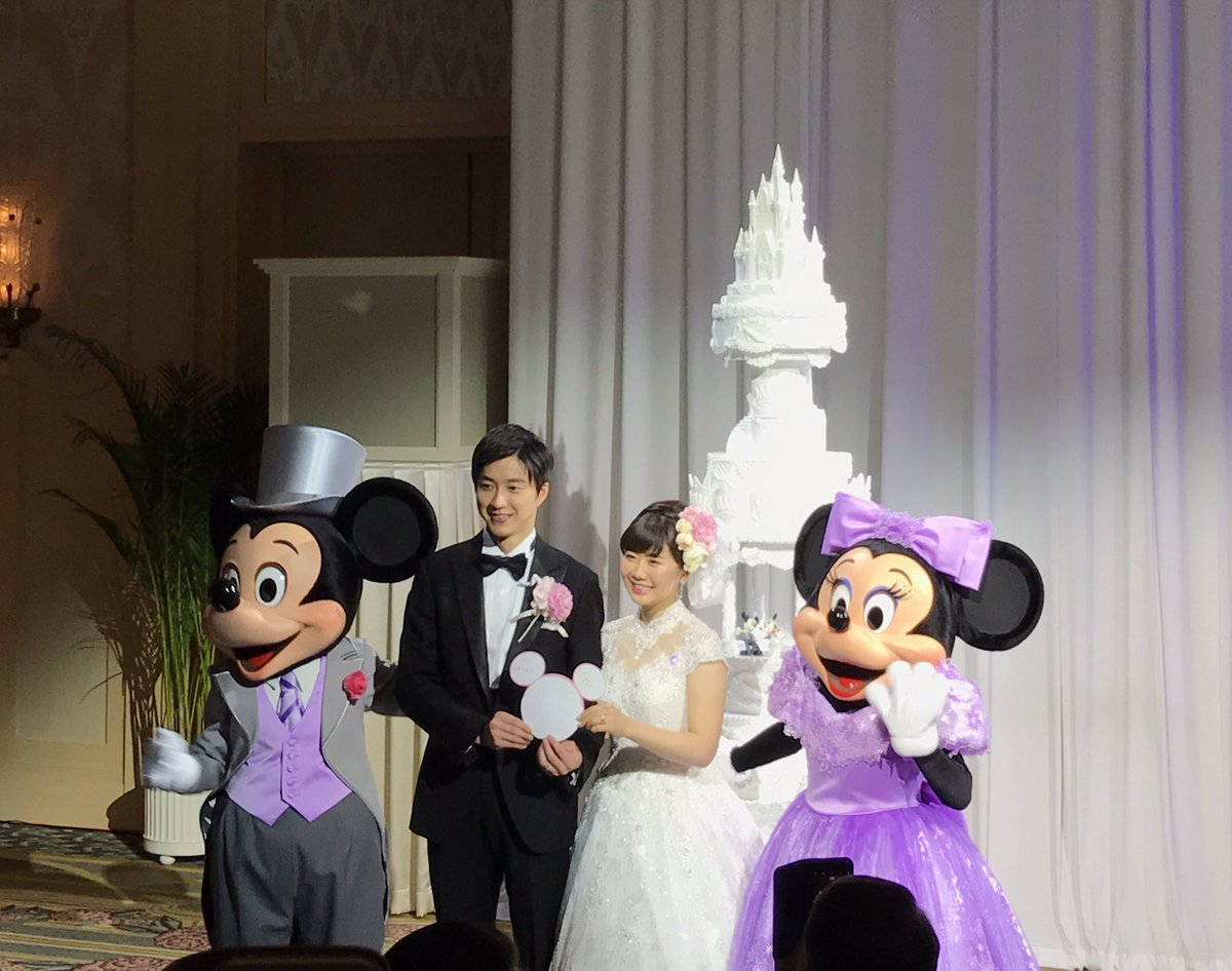 愛ちゃんおめでとう🎉 本当に素敵な結婚式でした!!