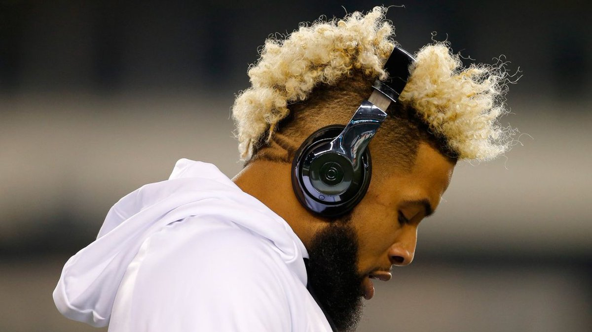 """Odell Beckham Jr. acknowledged having """"regrets"""" about the trip to Miami he and other #Giants receivers made  http:// nwsdy.li/2jPRbvs  &nbsp;  <br>http://pic.twitter.com/Jiz49WgrC2"""