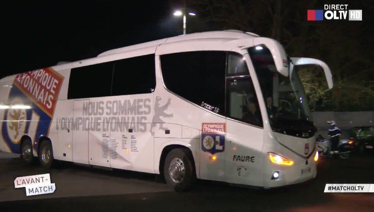 Un délégué dans le bus lyonnais, Aulas obtient gain de cause
