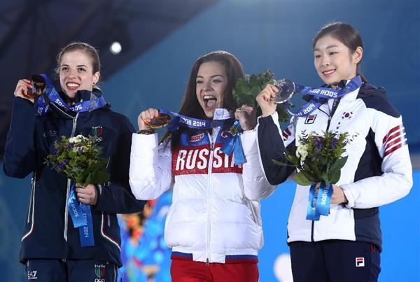 キム・ヨナの金メダル「返せ」の大合唱 ロシア・ドーピング問題で垣間見える韓国文化の「恨み」 sank…