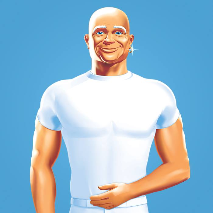 Mr. Clean (@RealMrClean) | Twitter  Real Mr Clean