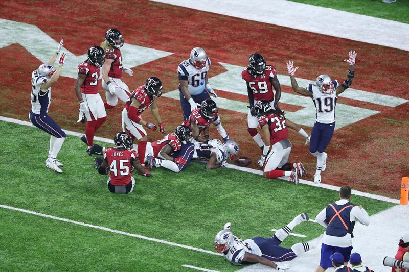 La storica rimonta dei Patriots al Super Bowl 2017