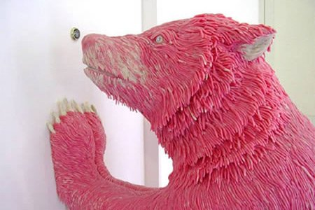 12 Amazing Chewing Gum Sculptures https://t.co/OwWi3HAlJX https://t.co/NeCteXPLtf