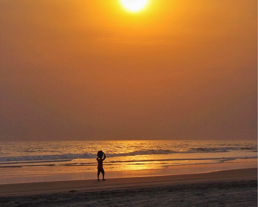 Inie Ivory Coast Beach The Best Beaches In World
