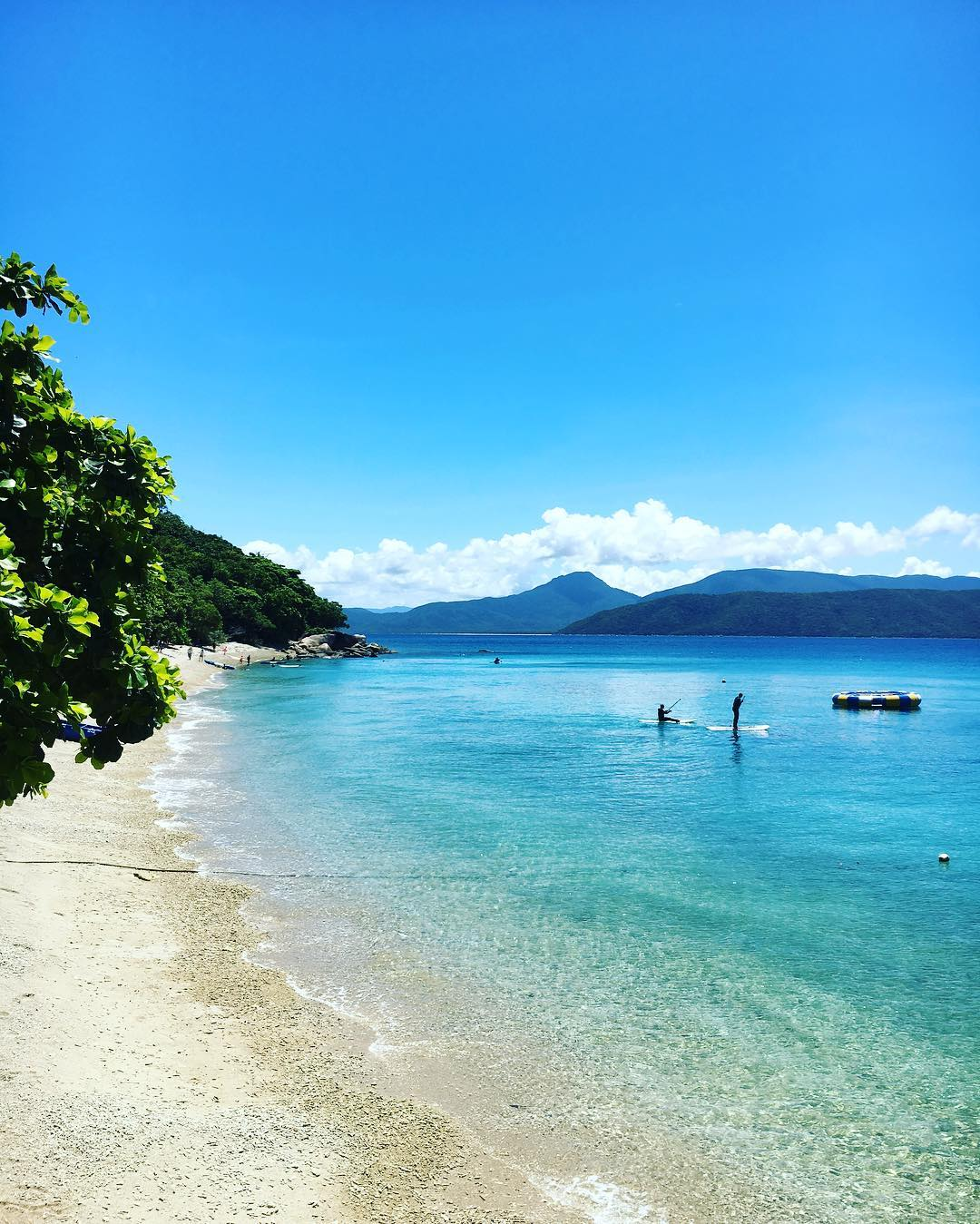 """Fitzroy Island Queensland: Fitzroy Island QLD On Twitter: """"What A Day For It! 💦☀️"""