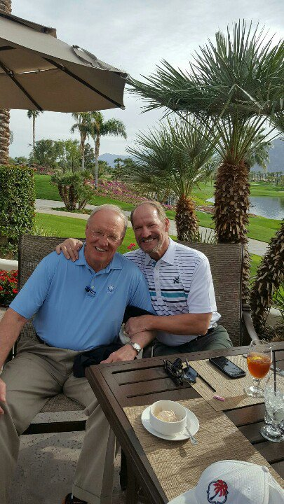 Great to spend time on SB Sunday with my  Mentor and Friend Marty Schottenheimer. #lovethisman https://t.co/yKPIwfj08H