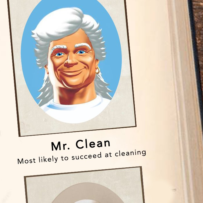 mr clean on twitter wonder why honda didnt use my yearbook photo in their commercial mrclean sb51