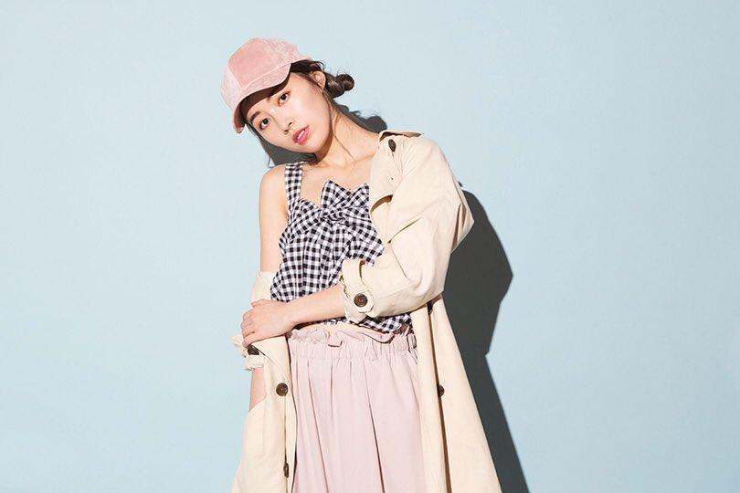 【Heather diary毎日更新中♡】SKE48松井珠理奈が着まわす♡ この春注目のビスチェキャ…