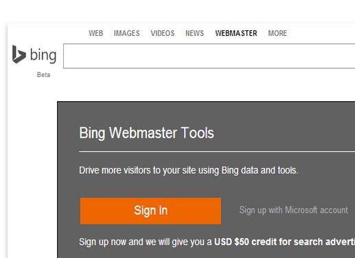 Bing SEO Tools