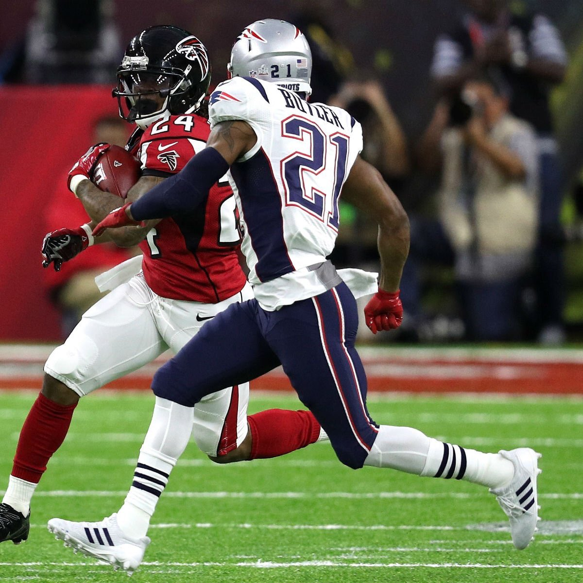 Malcolm Butler Tevin Coleman Adidas Ultra Boost : Malcolm