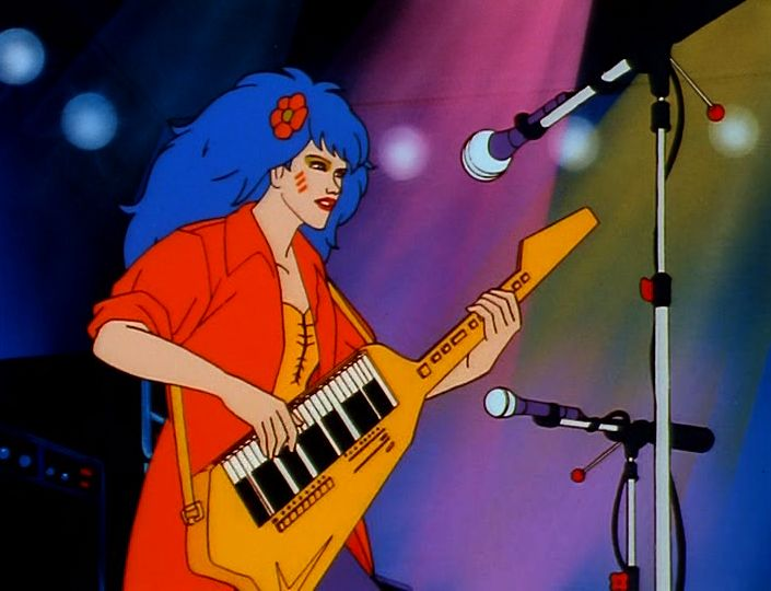 I feel like I've seen this episode of Jem and the Holograms before. #SuperBowl https://t.co/XxC7smbxue